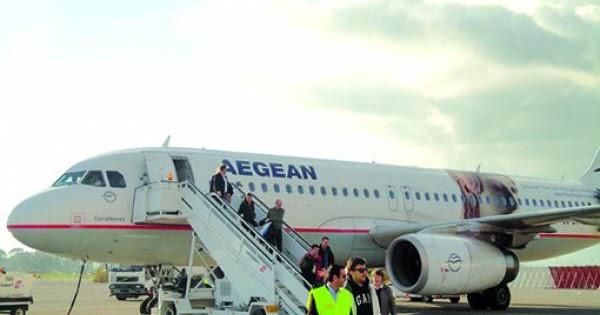 Αεροπορικώς από Καλαμάτα προς 12 ευρωπαϊκές πόλεις