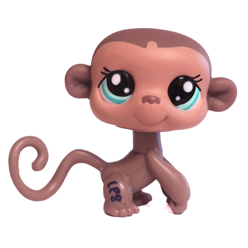 Lps Monkey Generation 3 Pets Lps Merch
