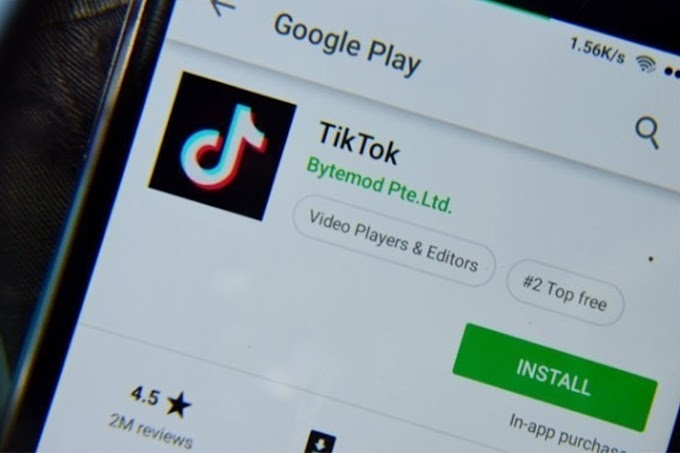 The US President announced a ban on Tik Tok.