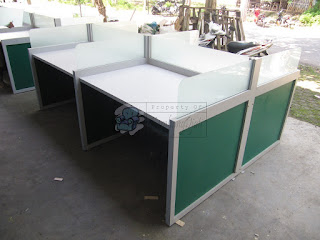 Cubicle Workstation 4 Person