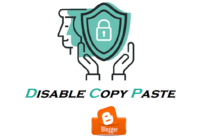How to Disable Copying Text On Blogger | 100% Working