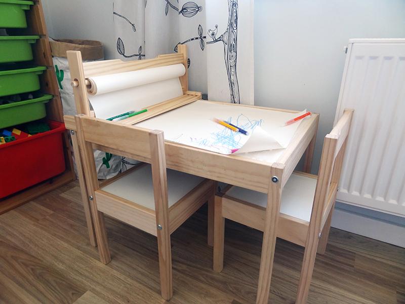 półki montessori, ikea trofast, montessori, mieszkanie m2, pokoj dzieciecy, mały pokój montessori, biurko montessori, biurko do małego pokoju,