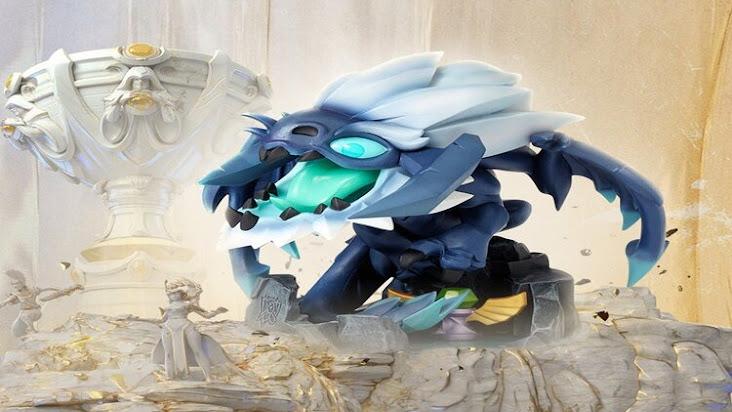 Riot Games cho ra mắt hàng loạt vật phẩm siêu khủng cho CKTG 2019