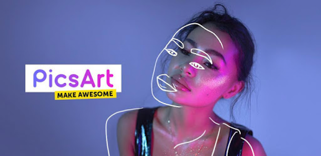 PicsArt Photo Studio Mod Apk Latest Version  15.5.2  (Unlocked Everything) for Android  -Gamemod8.com