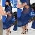 Lady caught on camera sniffing Nicki Minaj's butt