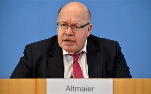 Γερμανία: «Όχι» σε νέο lockdown λέει ο υπουργός Οικονομίας