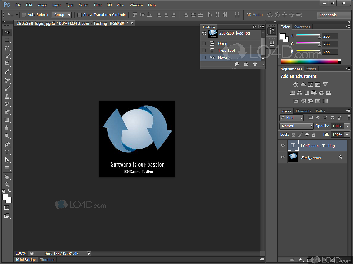 Adobe Photoshop CS6 Extended 13.0.1.3 torrent download for PC