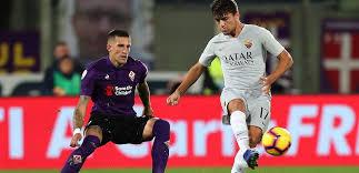 مشاهدة مباراة روما وفيورنتينا بث مباشر اليوم 20-12-2019 في الدوري الإيطالي