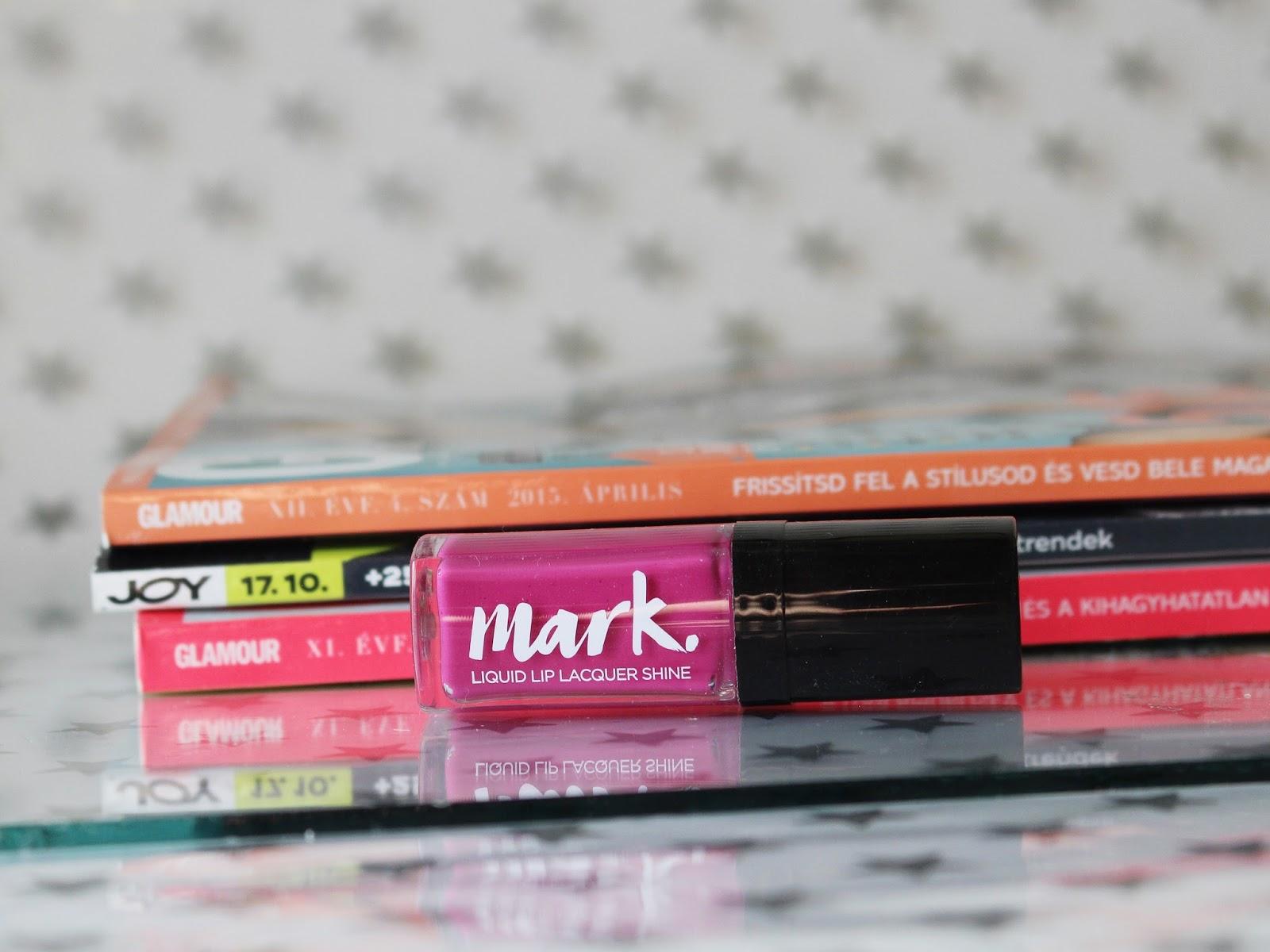 Avon Mark It Girl fényes folyékony rúzsok