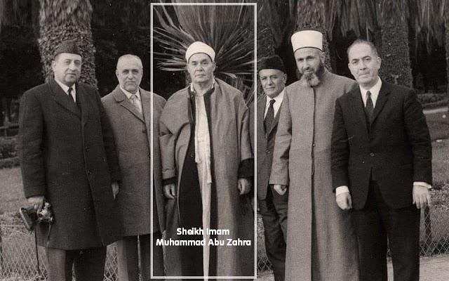 TOKOH: Sheikh Imam Muhammad Abu Zahra, Ulama Yang Tak Tunduk Pada Penguasa