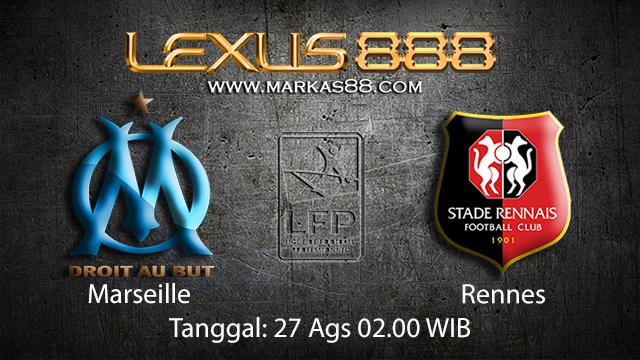 Prediksi Bola Jitu Marseille vs Rennes ( French Ligue 1 )