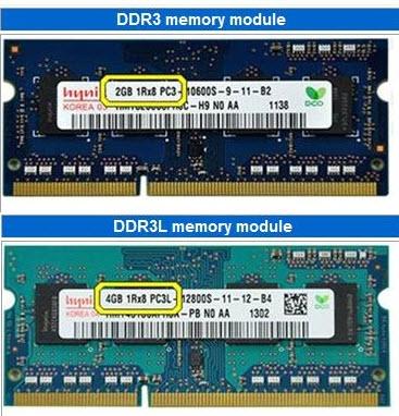 Perbedaan Antara RAM DDR3 Dan DDR3L