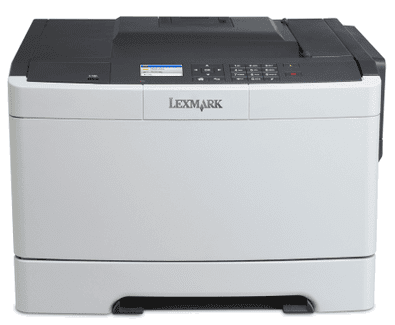 Lexmark CS417dn Printer Driver Download