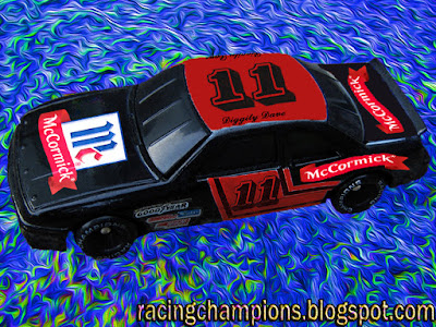 Diggity Dave #11 McCormick Spices Oldsmobile Racing Champions 1/64 NASCAR diecast blog custom