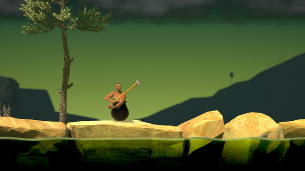 Getting Over It with Bennett Foddy Full Version PC GAME Screenshot 2