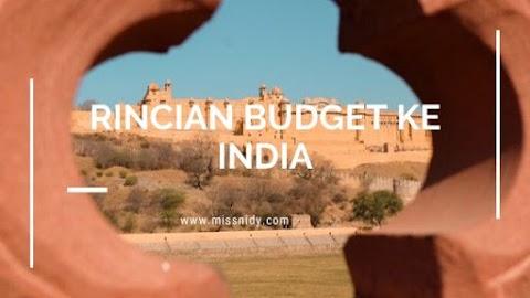 Rincian Budget Jalan-jalan ke India