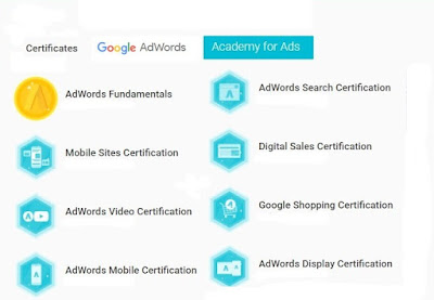 PresenceMe Digital Marketing - Google Adwords certification