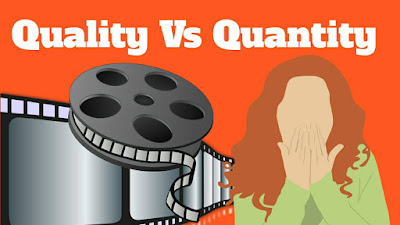 Which is better for YouTube growth : quality vs quantity Video Upload