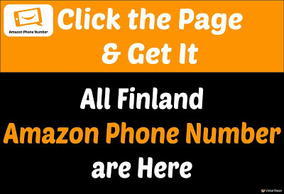Amazon Phone Number Finland | Get all Finland Amazon Call Number