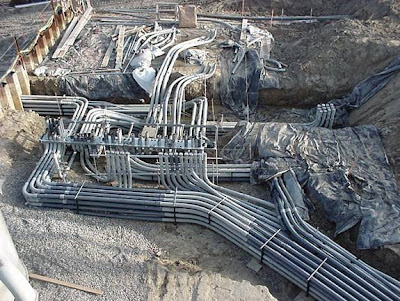 Underground Conduit Installation in Toronto