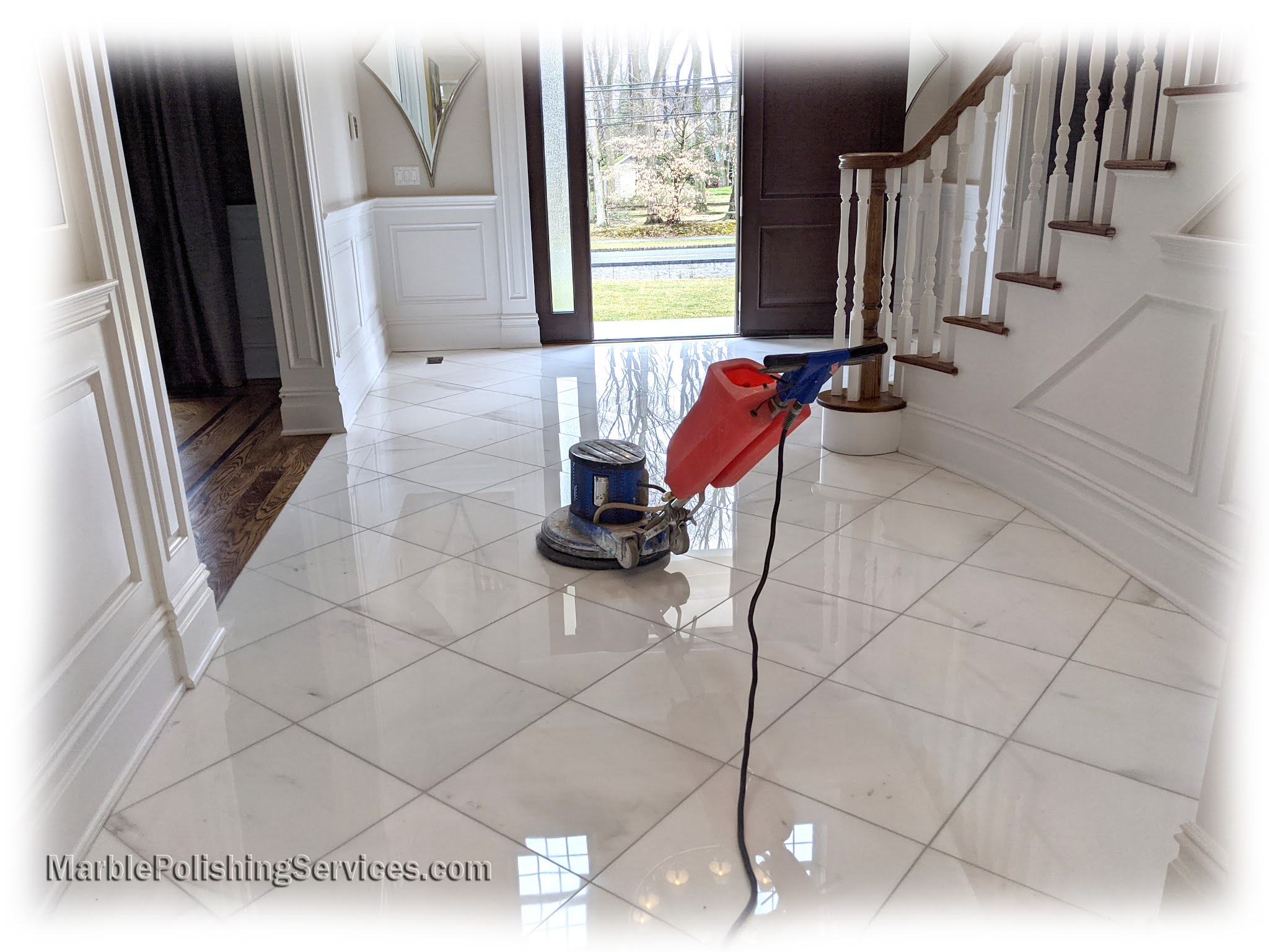 Marble Polishing Services – Marble Polishing and Stone Restoration