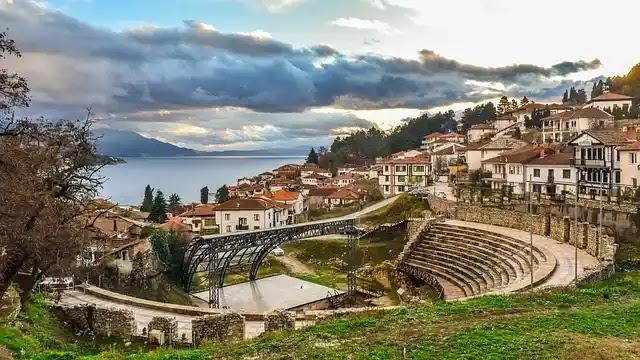 تأشيرة مقدونيا
