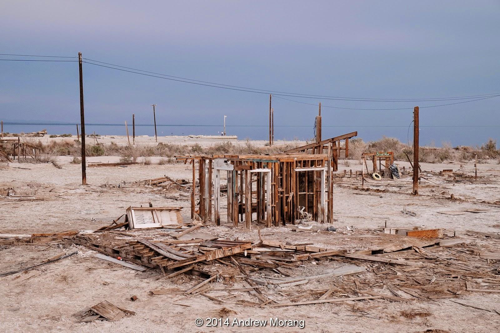 Urban Decay Bombay Beach And The Salton Sea