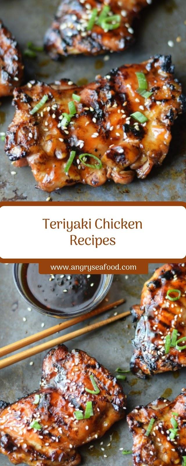 Teriyaki Chicken Recipes