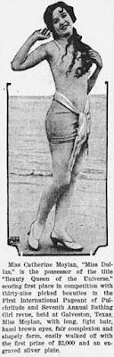 Catherine Moylan Miss Dallas