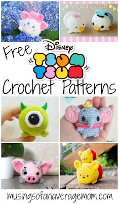 disney crochet patterns