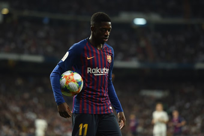 LaLiga: Dembele has learnt his lesson – Messi