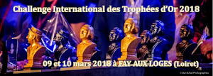 Challenge International des Trophées d'Or 2018