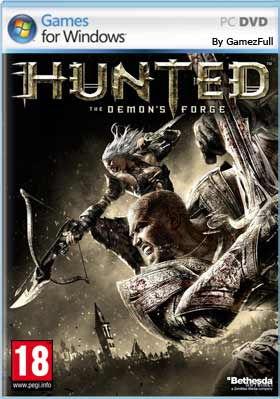 Descargar Hunted The Demons Forge pc full español mega y google drive.