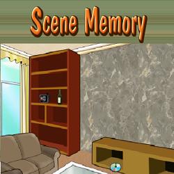 Scene Memory Game