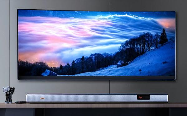Queres bom som na tua TV? Vê a BlitzWolf® BW-SDB2 XR Soundbar