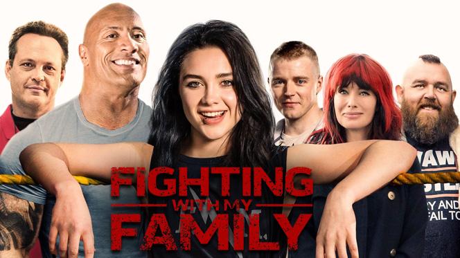 Luchando con mi familia (2019) BRRip 720p Latino-Ingles