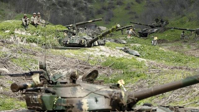 Folytatódnak az összecsapások az örmény-azeri határon