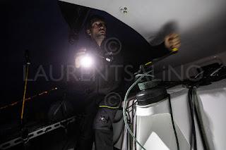 Class40 150 - Louis Duc et Aurélien Ducroz - Transat Jacques Vabre 2019 - ©Laurent Salino