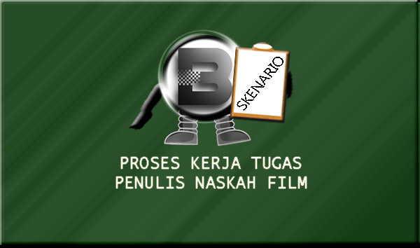 Proses Kerja Tugas Penulis Naskah Film Untuk Mahasiswa