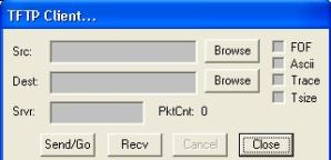 TFTP CLIENT