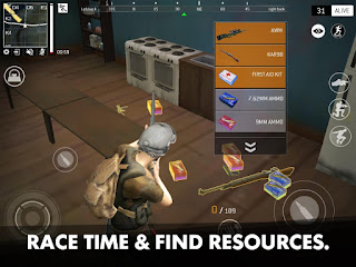 Last Battleground: Survival 1.5 Apk Mod