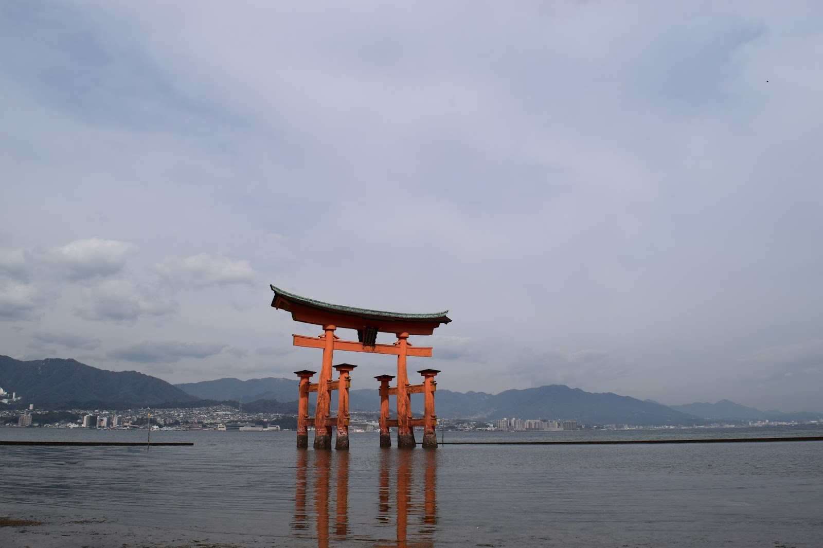 Itsukushima, Torii, Miyajima