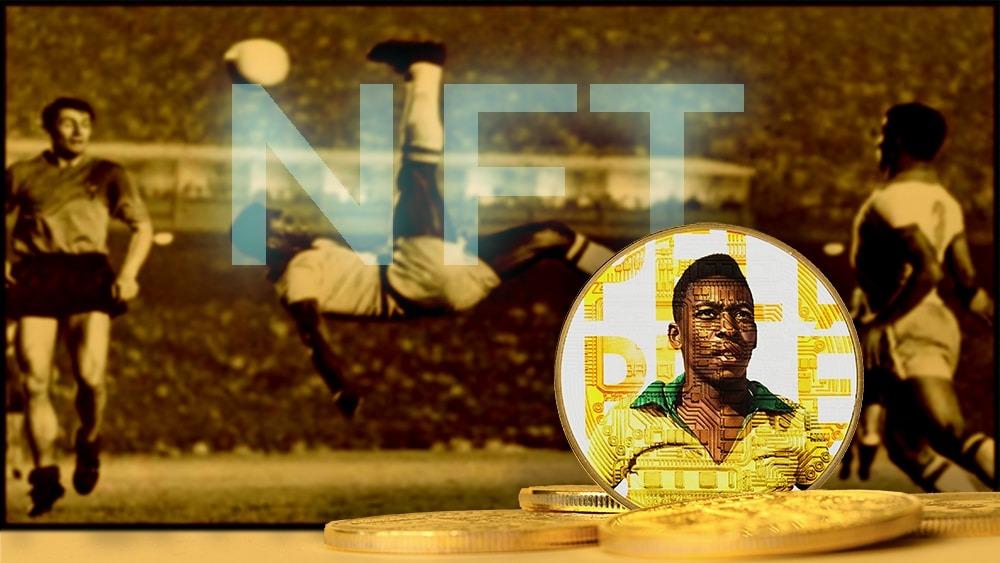 Pelé lanzará su primer token NFT