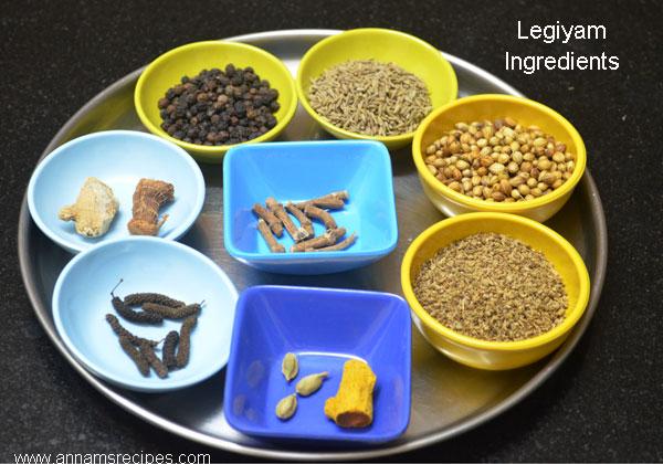 Diwali Legiyam