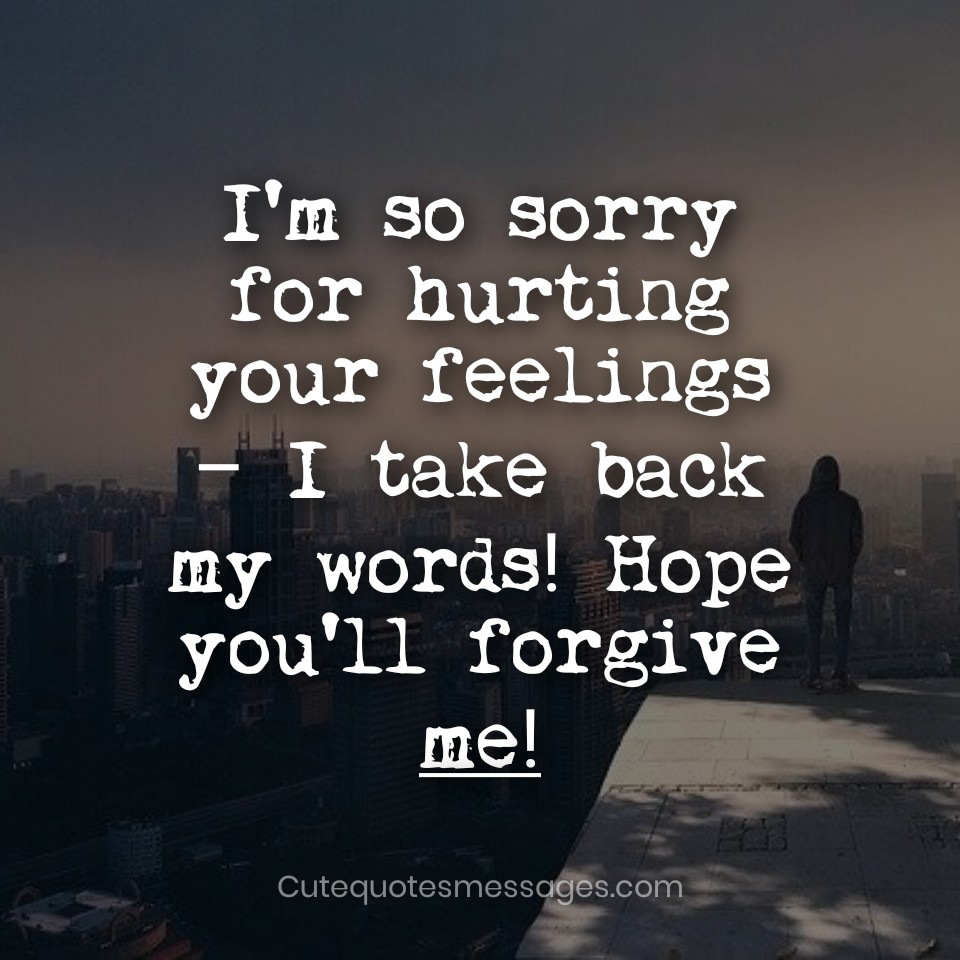 Sorry Messages For Boyfriend Sorry Quotes For Him