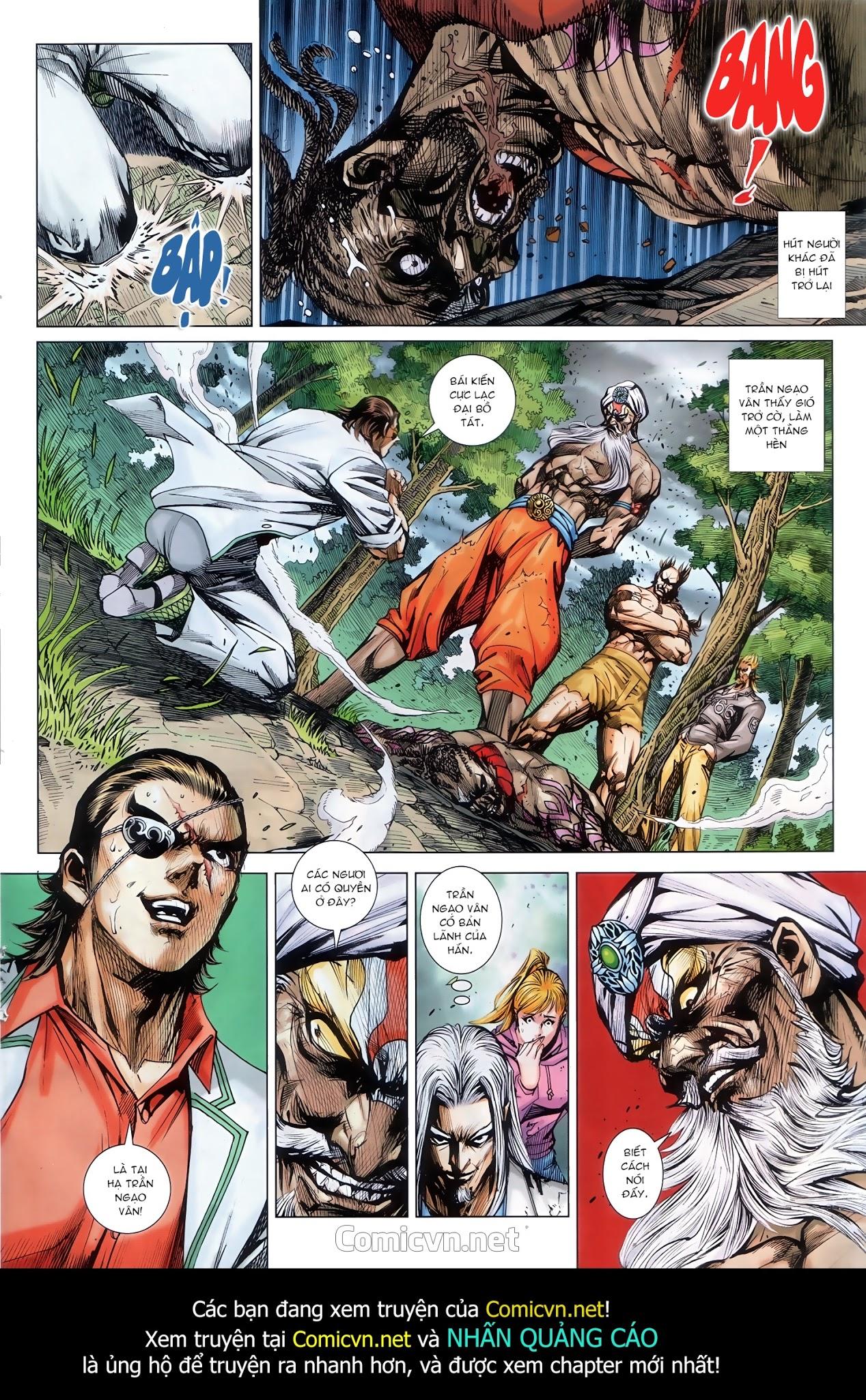 Tân Tác Long Hổ Môn Chap 888 - Trang 18