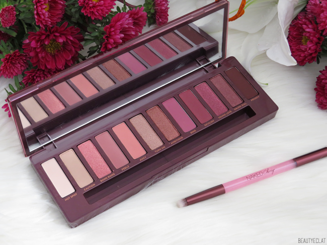 urban decay naked cherry avis fards prune