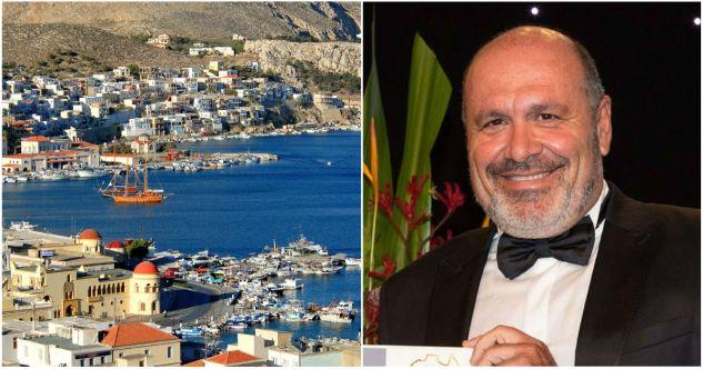 Ελληνοαυστραλός επιχειρηματίας μοίρασε 300 αρνιά σε άπορες οικογένειες της Καλύμνου
