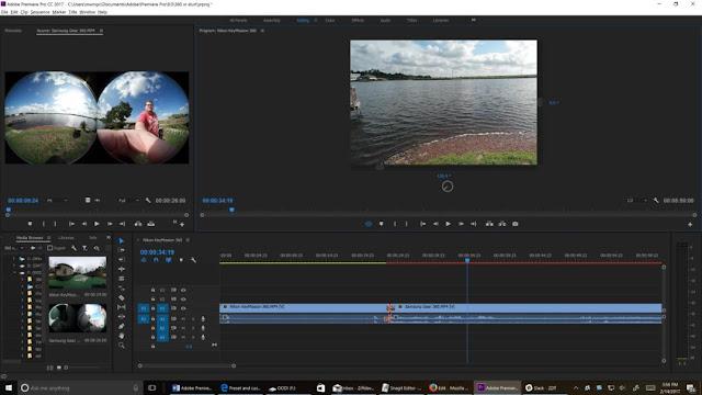 Adobe Premiere Pro - aplikasi edit video untuk youtuber pemula