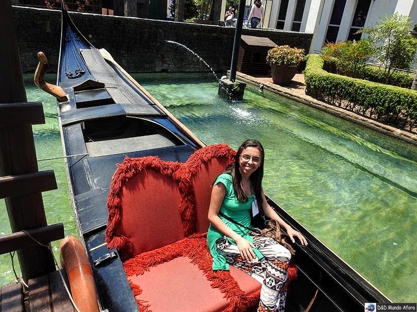 O que fazer em Nova Veneza, Santa Catarina - Gôndola
